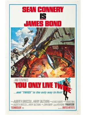 007 - Com 007 Só Se Vive Duas Vezes - 1967
