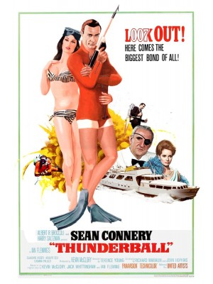 007 - Contra a Chantagem Atômica - 1965
