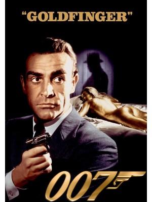 007 - Contra Goldfinger - 1964