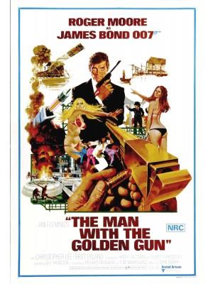 007 - Contra o Homem com a Pistola de Ouro - 1974