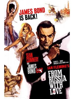 007 - Moscou Contra 007 - 1963