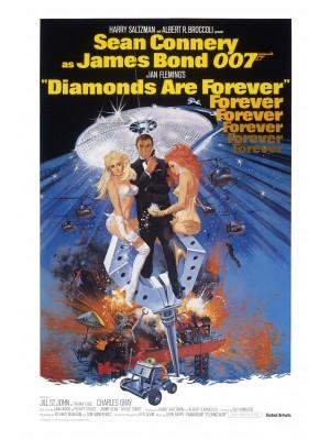 007 - Os Diamantes São Eternos - 1971 - 02 Discos