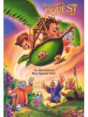 Era uma Vez na Floresta - 1993