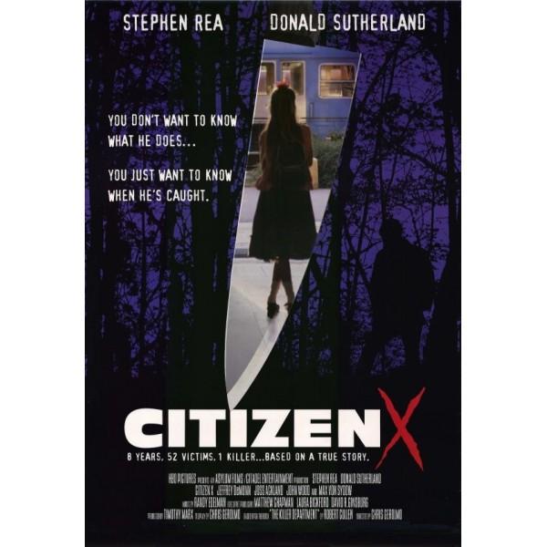 Cidadão X - 1995