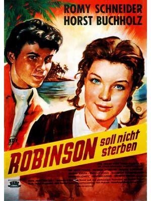 A Lenda de Robinson Crusoé - 1957