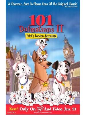 101 Dálmatas 2 - A Aventura de Patch em Londres - 2003