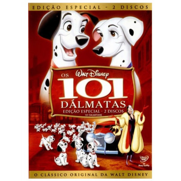 101 Dálmatas - 1961- Duplo