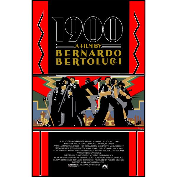 1900 de Bertolucci - 1976 - Duplo