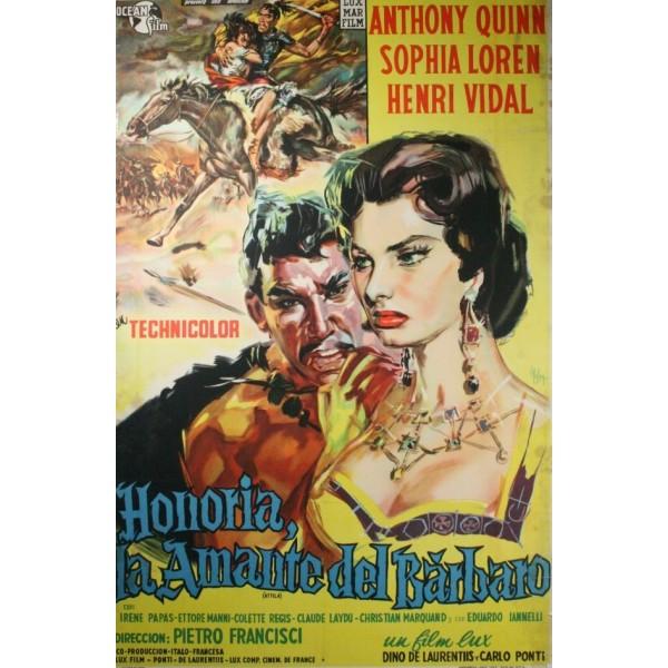 Átila - A Invasão dos Bárbaros - 1954