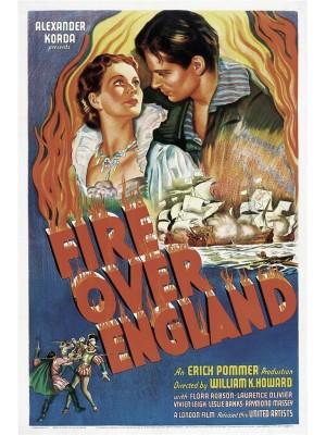 Fogo Sobre a Inglaterra - 1937