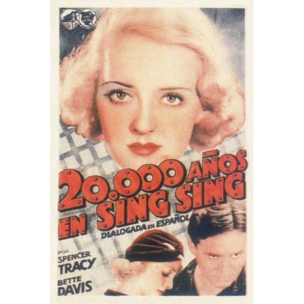 20.000 Anos em Sing Sing - 1932