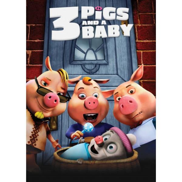 3 Porquinhos e Um Bebê - 2008