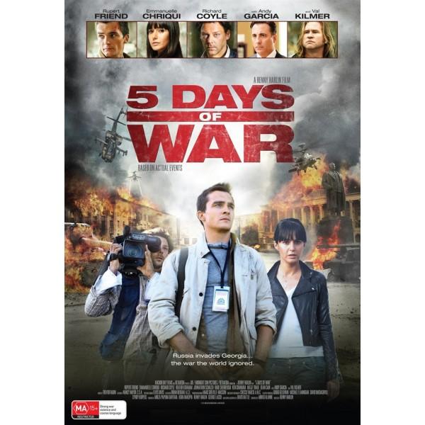 5 Dias de Guerra - 2011