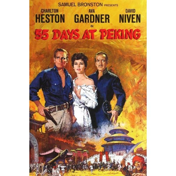 55 Dias em Peking - 1963