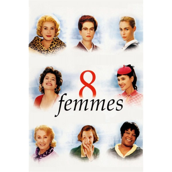 8 Mulheres - 2002