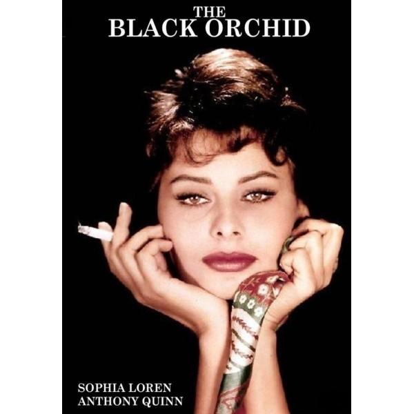A Orquídea Negra - 1958