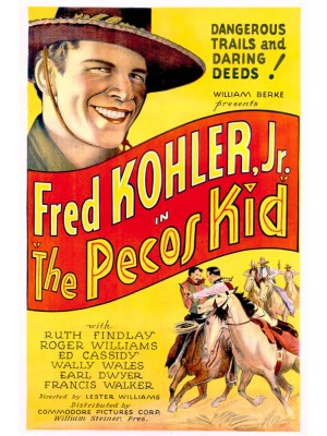 Ambição de Ouro | A Vingança de Pecos Kid - 1935