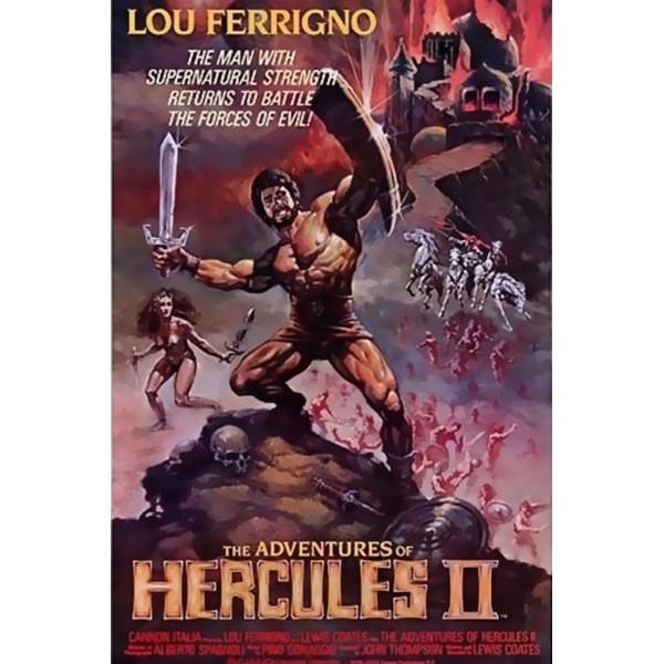 As Aventuras de Hércules - 1985