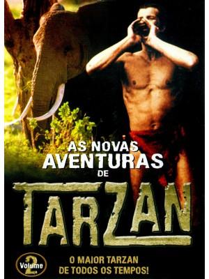 As Novas Aventuras de Tarzan - 1935 - Vol. 2