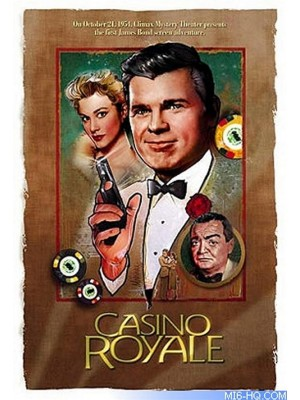 007 - Casino Royale - 1954