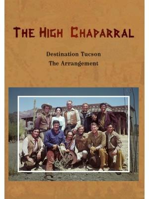 Chaparral | O Rancho Chaparral - 1ª Temporada - 1967 - 04 Discos