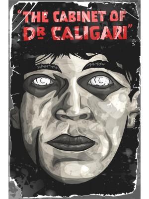 O Gabinete do Doutor Caligari - 1920