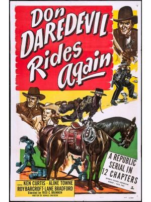 A Volta do Cavaleiro Mascarado - 1951 - 02 Discos
