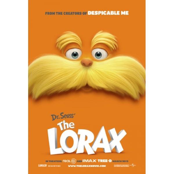 O Lorax - Em Busca da Trúfula Perdida - 2012