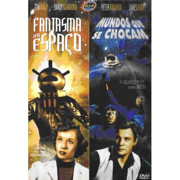 Fantasma do Espaço - 1953 & Mundos que se Cho...