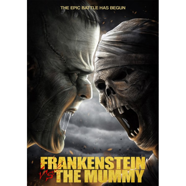 Frankenstein Vs Múmia - 2015