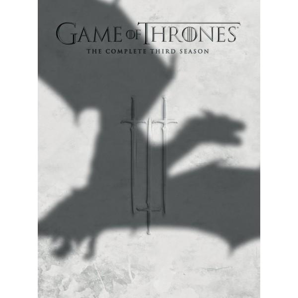 Game of Thrones - Guerra dos Tronos - 3ª Temporad...