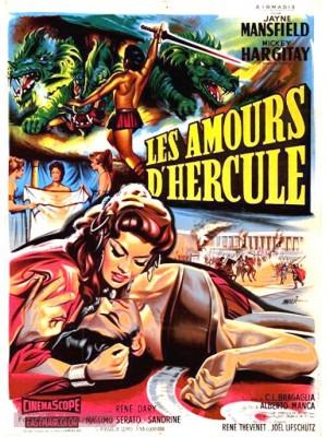 Os Amores de Hércules | Hércules o Invencível | Hercules contra os Dragões - 1960 - Dublado