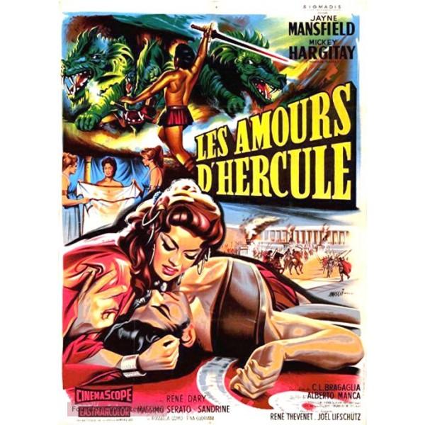 Os Amores de Hércules | Hércules o Invencível | Hercules contra os Dragões - 1960