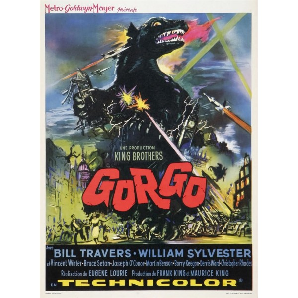 Gorgo - 1961