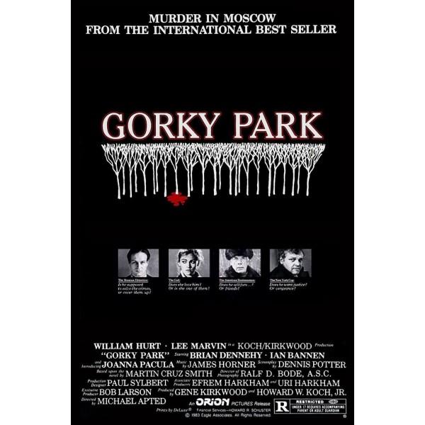 Mistério no Parque Gorky - 1983