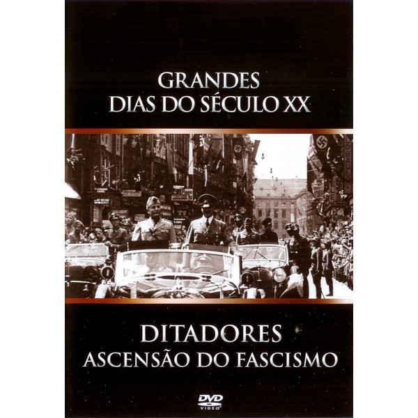 Ditadores - Ascensão do Fascismo - Vol. 03 - 1984