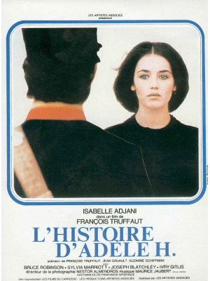 A História de Adele H. - 1975