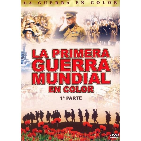 1ª Guerra Mundial Em Cores Vol. 01 - 2003 - Duplo...