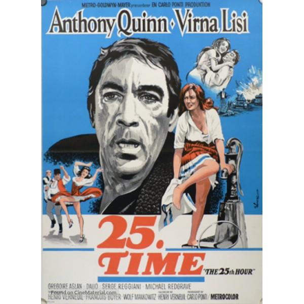 25ª Hora | A Vigésima Quinta Hora - 1967