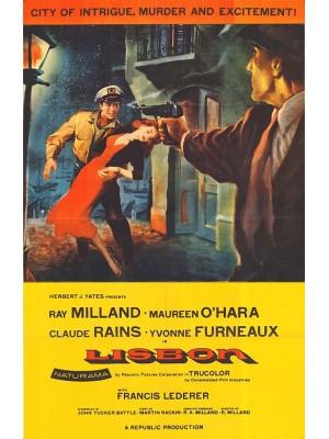 O Homem de Lisboa | Lisboa  - 1956