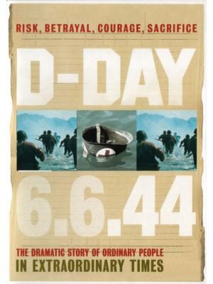 2ª Guerra Mundial Dia-D - 2004