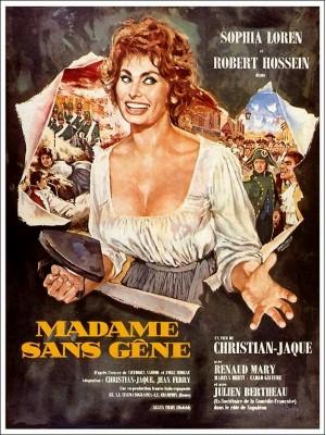 Madame Sans-Gêne - 1961