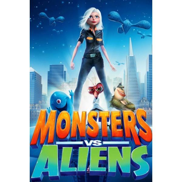 Monstros vs. Alienígenas - 2009