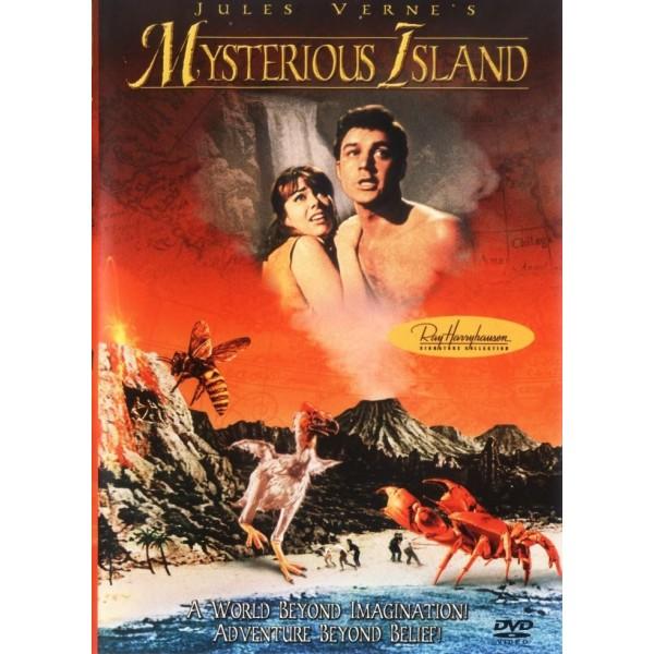 A Ilha Misteriosa - 1961