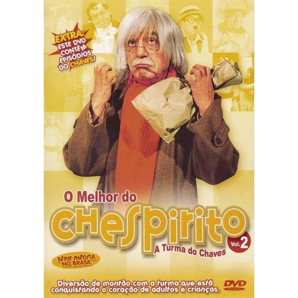 O Melhor do Chespirito A Turma do Chaves Vol.2 - 1...