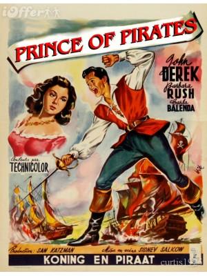 O Príncipe Pirata - 1953