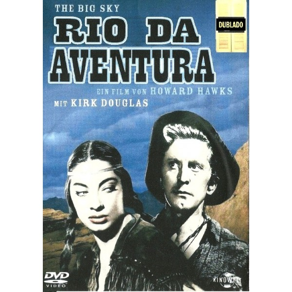 Sangue Aventureiro | Rios de Aventuras - 1952