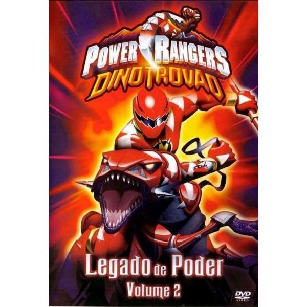 Power Rangers Dino Thunder Vol. 2: Legado do Poder...