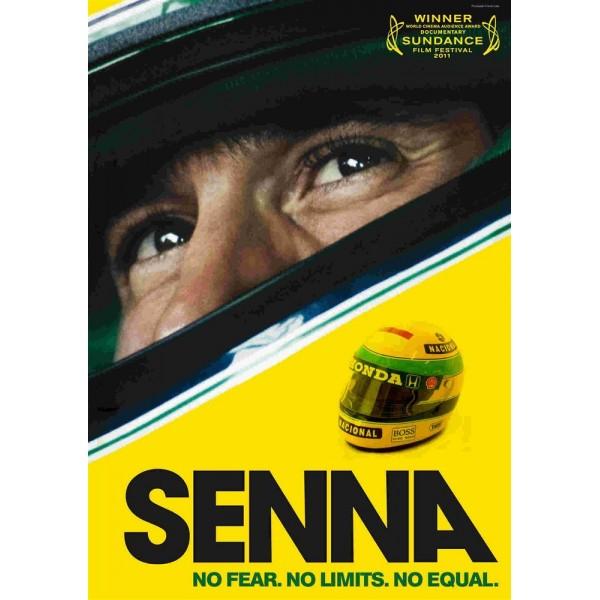 Senna. O Brasileiro. O herói. O campeão - 2010