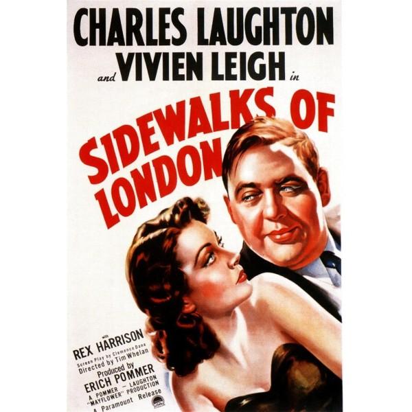 As Calçadas de Londres - 1938